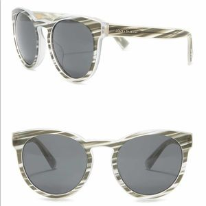 Dolce and Gabbana 53mm Sunglasses NEW w case